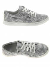 chaussures basses bellamy albi argent