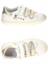 chaussures basses bellamy melany blanc