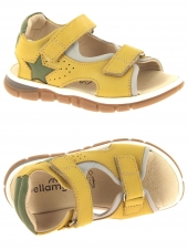 nu-pieds bellamy guy jaune