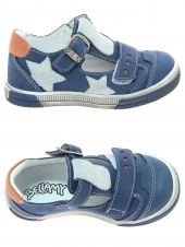 sandales bellamy steward bleu