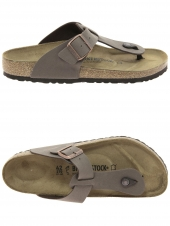 tongs birkenstock medina marron