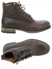 boots blackstone gm09 marron