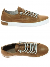 chaussures casual blackstone nm06 marron