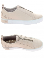 chaussures plates blackstone pl79 rose