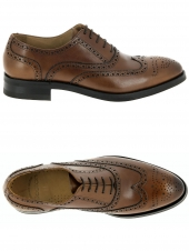 richelieus boston 10033-g marron