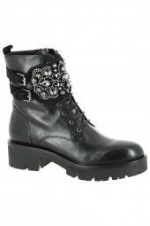 bottines fashion bruno premi 7307x noir