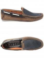 loafers bugatti 321-70463-1869 marron