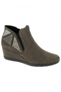 bottines casual bz bis fz97581 taupe
