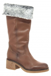bottes fashion carmela 66563 marron