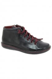 bottines casual chacal 4412 noir