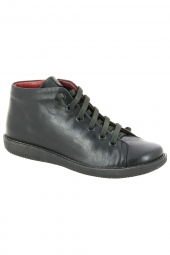 bottines casual chacal 4801 f noir
