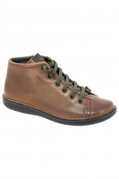 bottines casual chacal 4801 marron