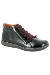 bottines casual chacal 5207 noir