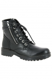 bottines fashion chacal 5269 noir