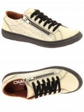 chaussures plates chacal 5361 beige
