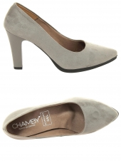 escarpins chamby 4378 taupe