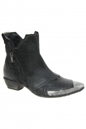 bottines fashion charme 4141 noir