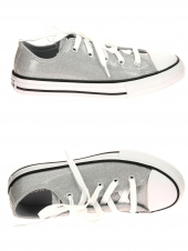 chaussures en toile converse 201 all star ox wolf gris
