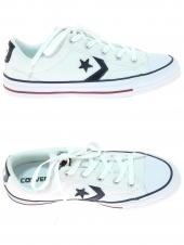 baskets mode converse star player ox blanc