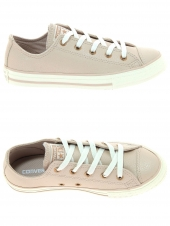 chaussures basses converse ctas ox ev chair rose