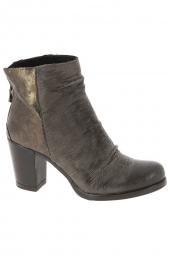 bottines fashion curiosit� 5801 taupe