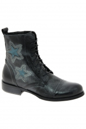 bottines fashion curiosit� w50 noir