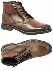 boots cypres boghi mh490h08 marron