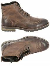 boots cypres bruno mh344-h05 marron