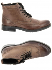 boots cypres mh-184h08 marron