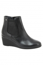 bottines casual cypres 582683 noir
