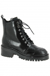 bottines fashion cypres 17507-k1128 noir