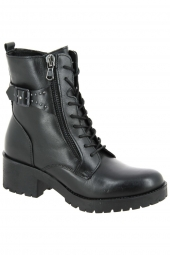 bottines fashion cypres 4444764 noir
