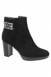 bottines fashion cypres 532600 noir
