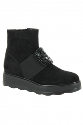 bottines fashion cypres 753668 noir