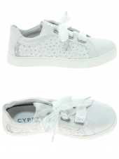 chaussures basses cypres 61340 cod 47858 blanc