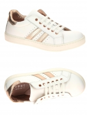 chaussures basses cypres 6724 blanc