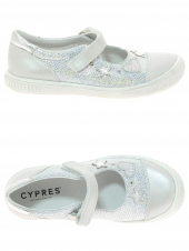 chaussures basses cypres simseri argent