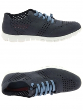 chaussures casual cypres s1894 bleu