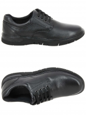 chaussures de style casual cypres 17-12-2345 noir