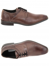 chaussures de style casual cypres ms-287r03 marron
