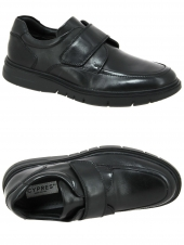 chaussures de style casual cypres torino ms494r03 noir