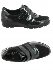chaussures plates cypres 165/8472w hellica32 noir