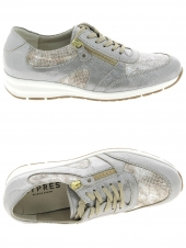 chaussures plates cypres 18050.076 gris