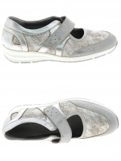 chaussures plates cypres 19164.002 gris