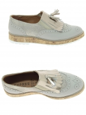 chaussures plates cypres 515/7213 ivy13 beige