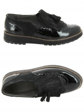 chaussures plates cypres 517/7213w ivy13 noir