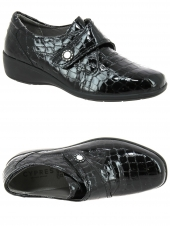 chaussures plates cypres 720/6843w noir