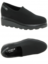 chaussures plates cypres 853620 noir