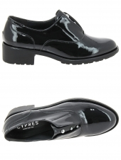 chaussures plates cypres 972622 noir