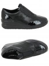 chaussures plates cypres b7235a noir